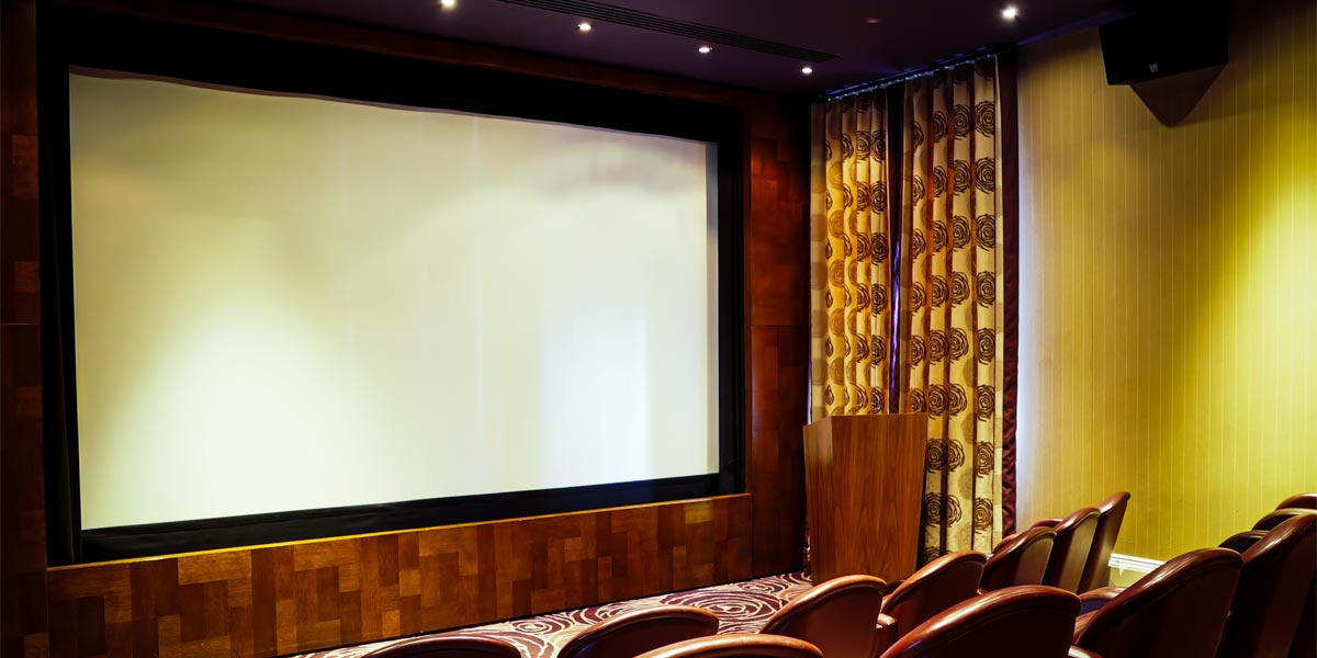 The Cinema, The Forbury Hotel, Prestigious Venues