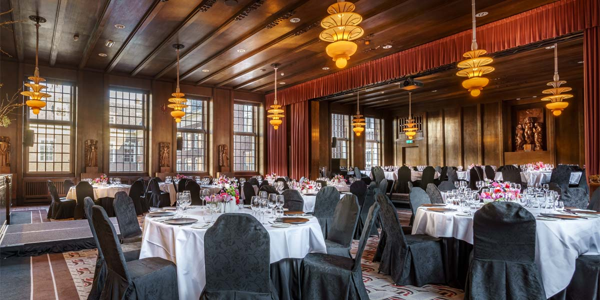 The Council Chamber, Sofitel Legend The Grand Amsterdam, Prestigious Venues