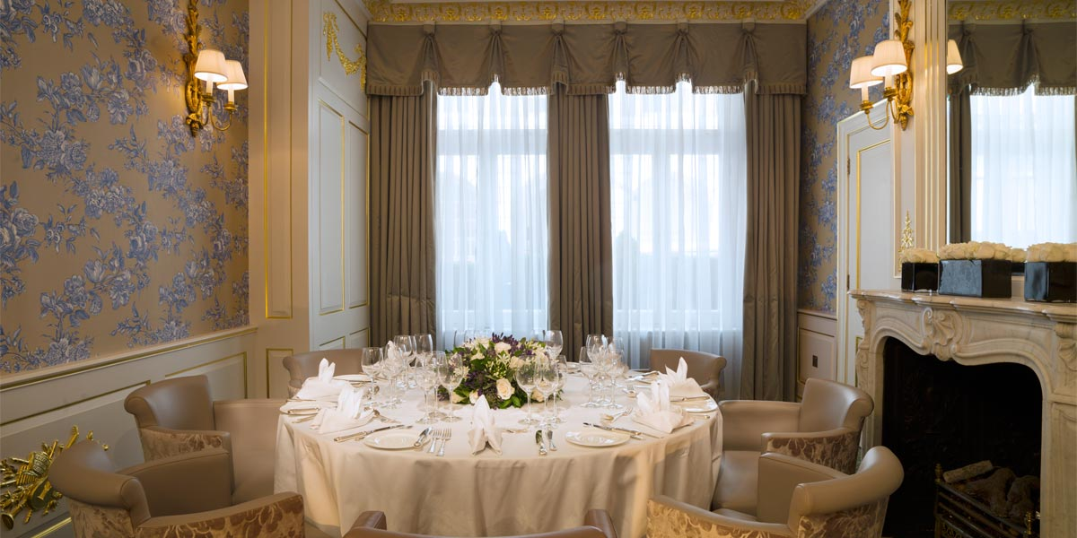 The Pink Room At The Stafford London, Prestigious Venues