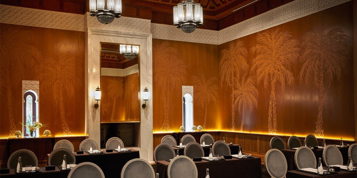 Training Venues, Training Venue In Marrakech, Royal Mansour, Prestigious Venues