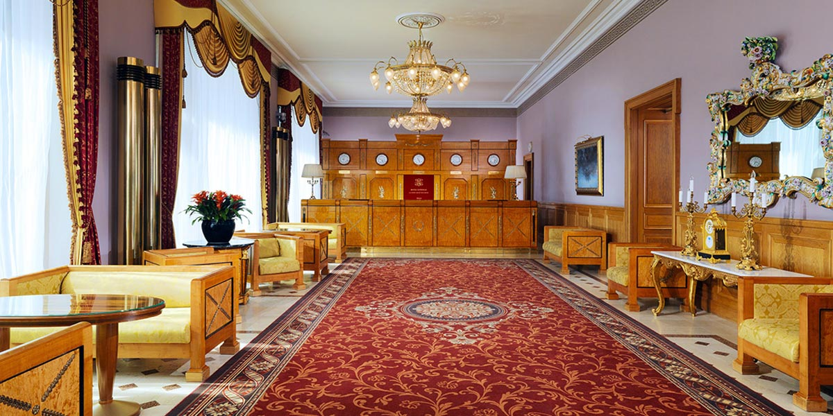 Venue In Moscow, Hotel National, Prestigious Venues