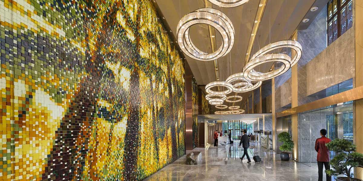 Venue In Shanghai, Mandarin Oriental Pudong Shanghai, Prestigious Venues