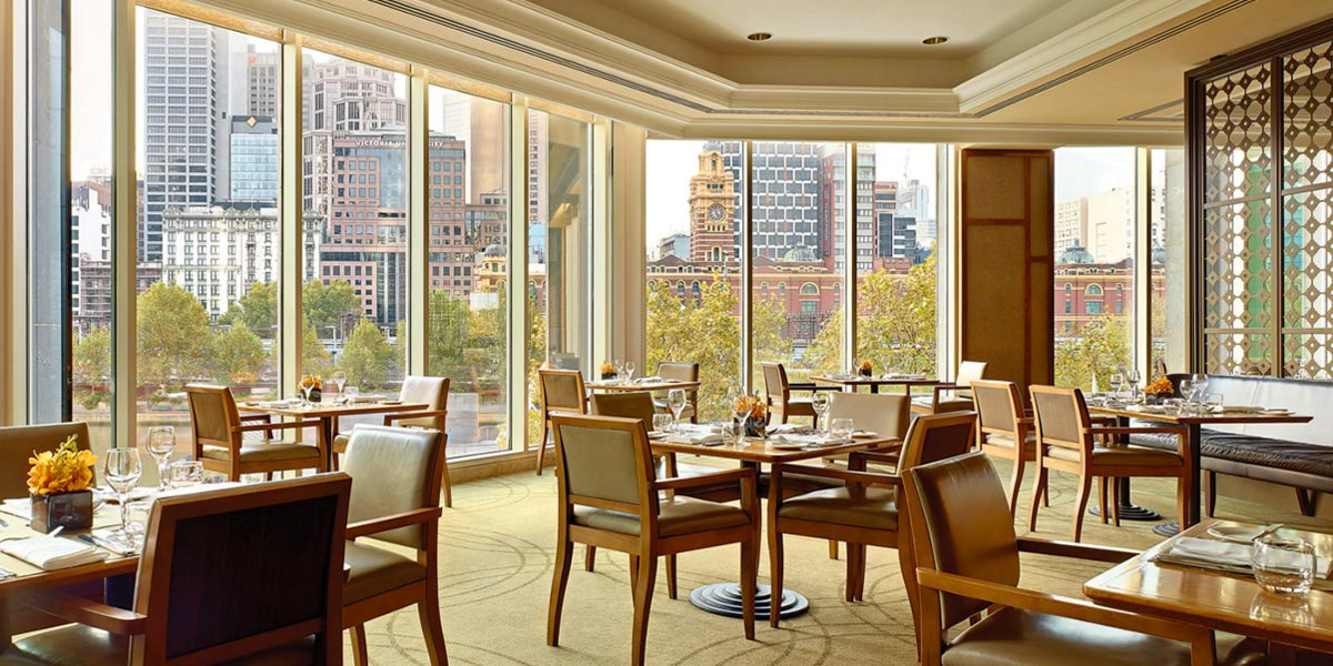 Venue With A View In Melbourne, The Langham Melbourne, Prestigious Venues