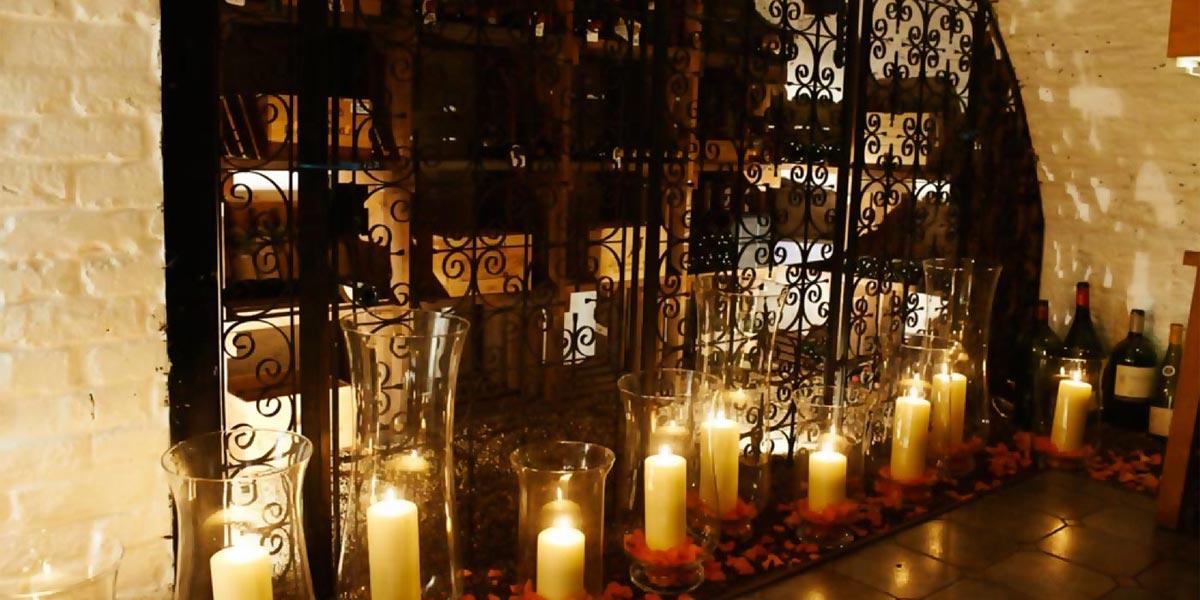 Wine Cellars In London, The Stafford London, Prestigious Venues
