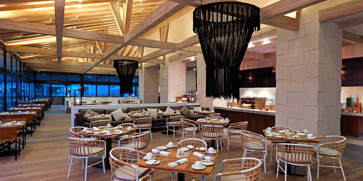 20 87 Restaurant, UNICO 20 87 Riviera Maya, Prestigious Venues