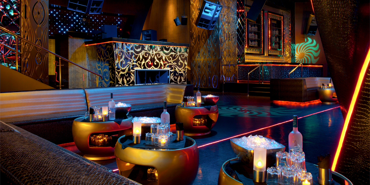 Birthday Party Venues, Oro Nightclub, Hard Rock Hotel Punta Cana, Prestigious Venues