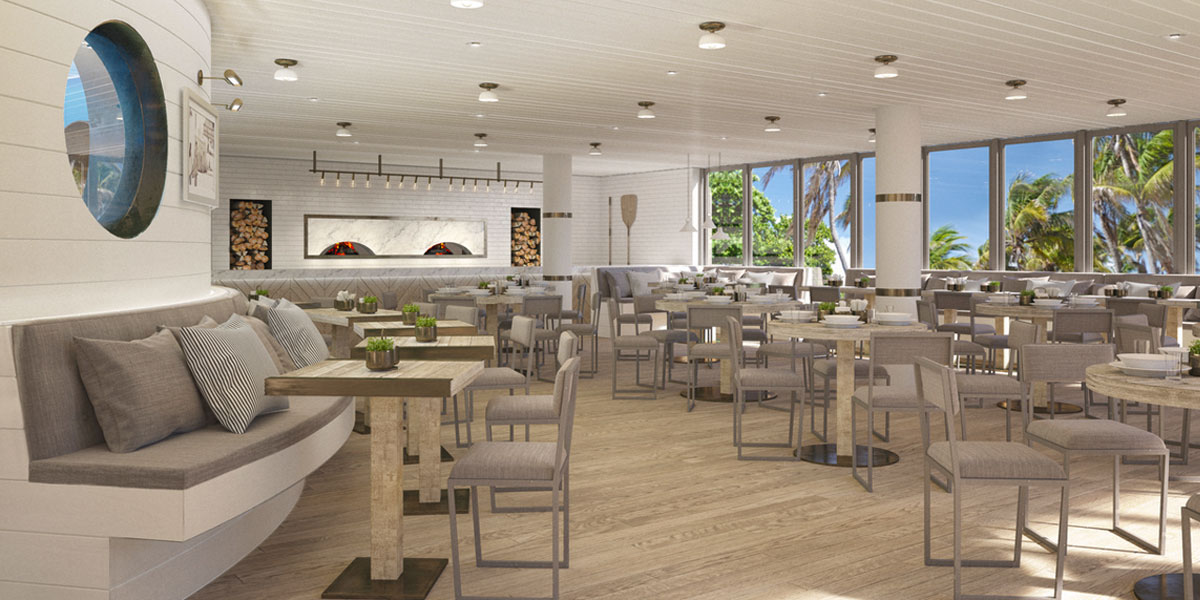 Malibu Farm Restaurant, Nobu Eden Roc, Prestigious Venues