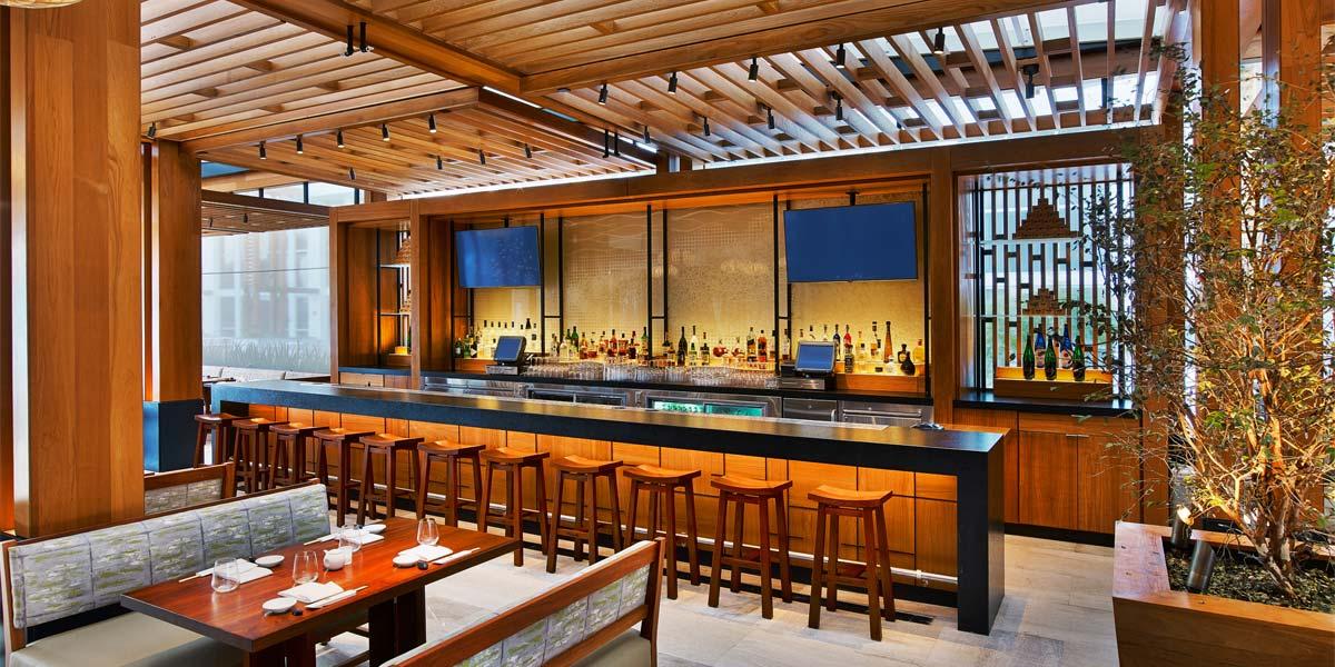 Nobu Outdoor Bar, Nobu Eden Roc, Prestigious Venues