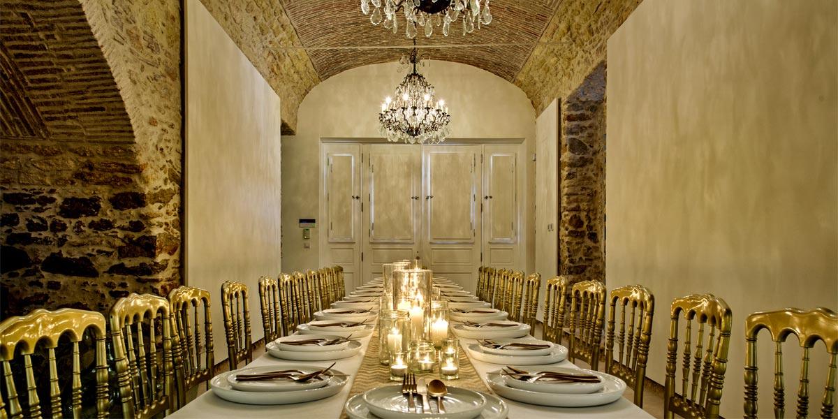 Awayday Venues, Private Dining In A Wine Cellar, Casa Fuzetta, Prestigious Venues