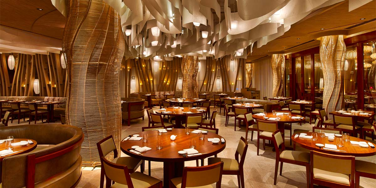 Restaurant For Events Nobu, Nobu Eden Roc, Prestigious Venues