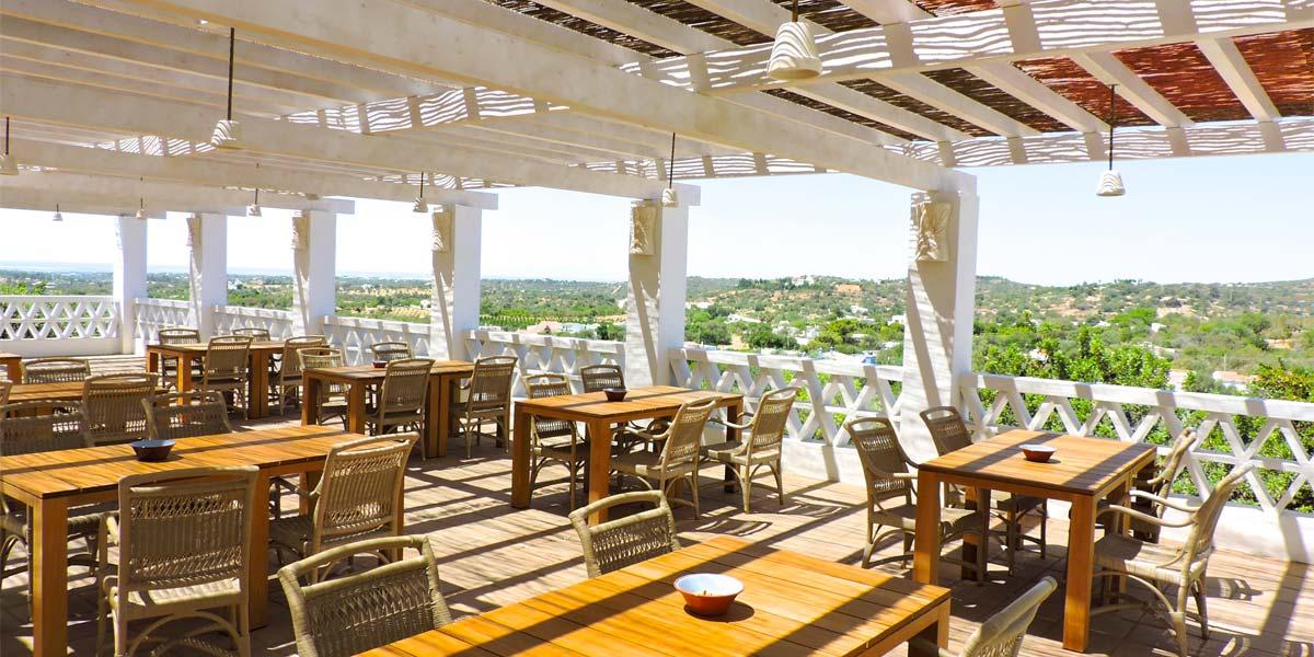 Terrace For Events In Portugal, Vila Monte, Prestigious Venues