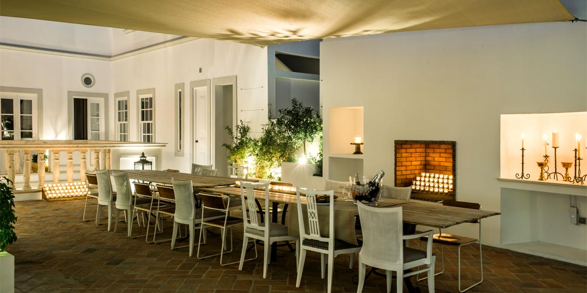 The Kitchen Terrace, Casa Fuzetta, Prestigious Venues