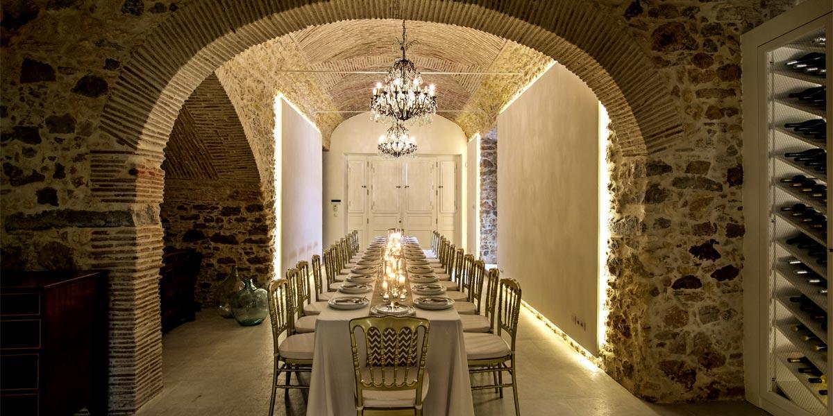 Anniversary Venues, Venue For A Wine Dinner, Casa Fuzetta, Prestigious Venues