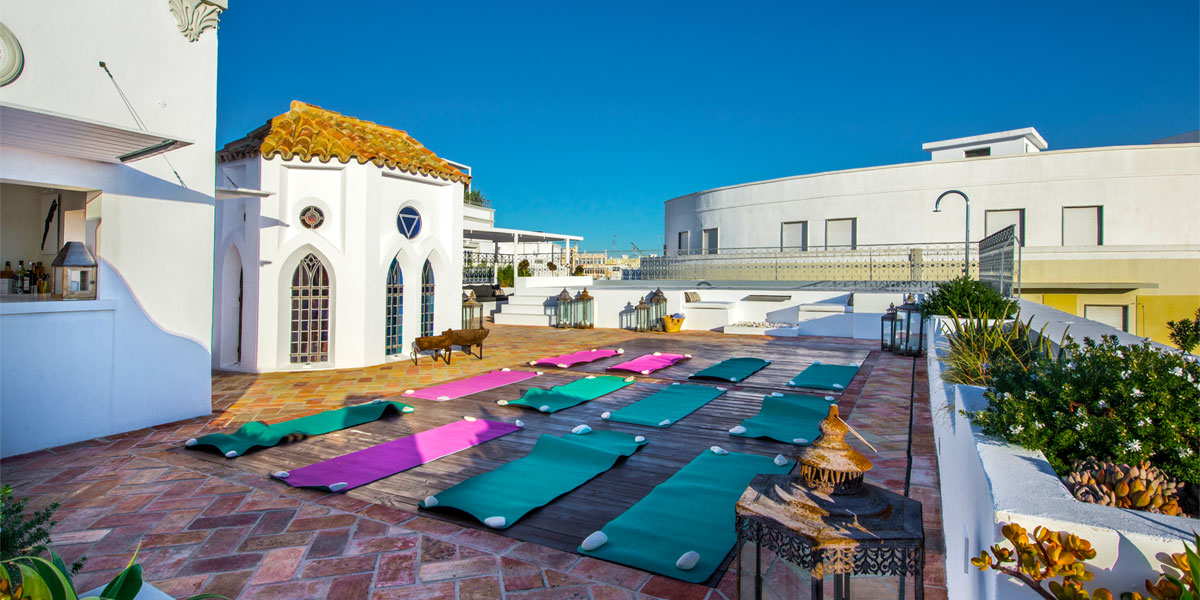 Venue For Yoga Retreats, Casa Fuzetta, Prestigious Venues