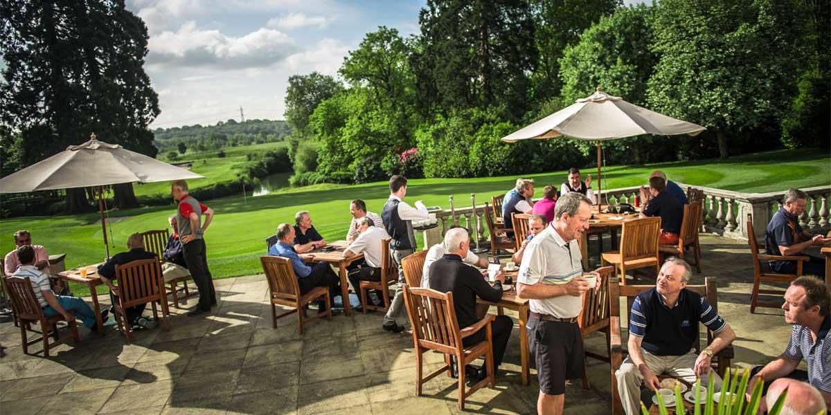 Corporate Golf Days, Networking Event Venue, Burhill Golf Club, Prestigious Venues