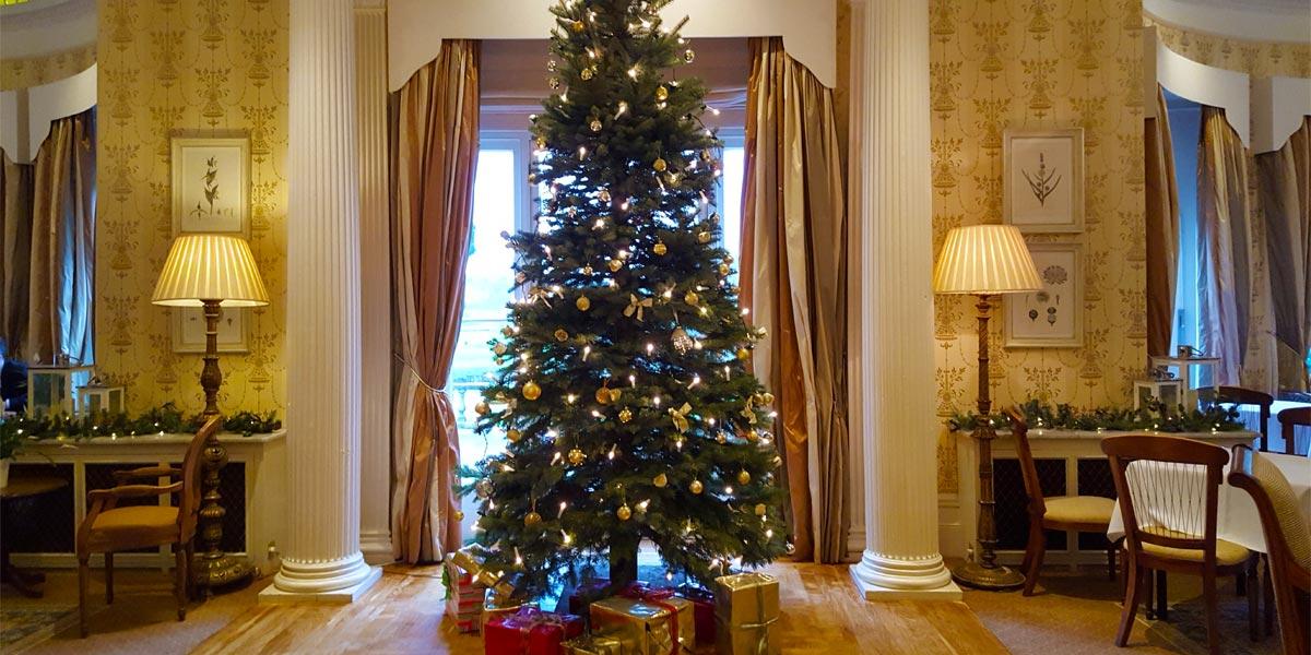 Venue For Christmas Celebrations, Burhill Golf Club, Prestigious Venues
