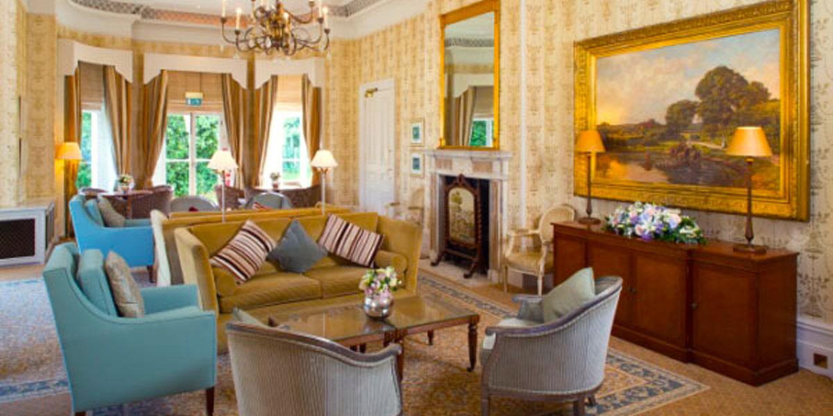 The Iveagh Lounge, Burhill Golf Club, Prestigious Venues