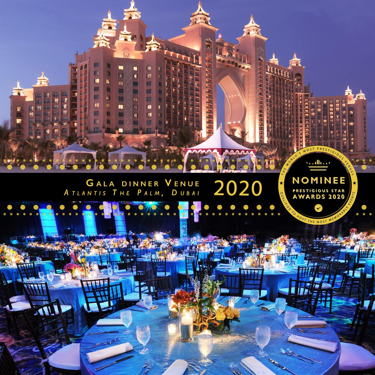 Atlantis Ballroom at Atlantis The Palm, Dubai