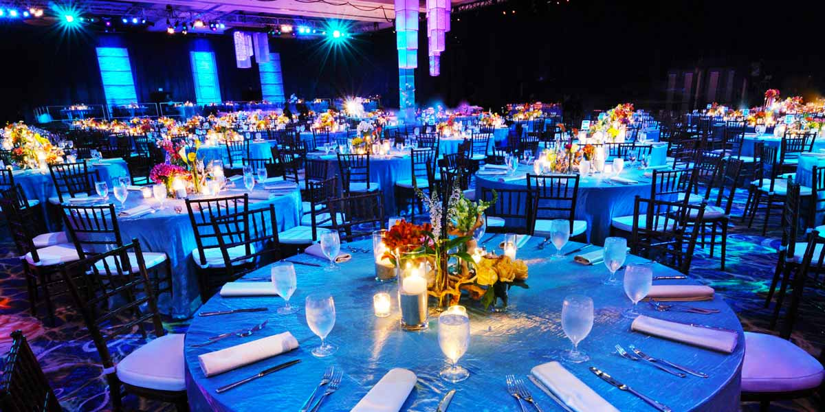 Gala Dinner Venue Ballroom, Atlantis The Palm, Prestigious Venues