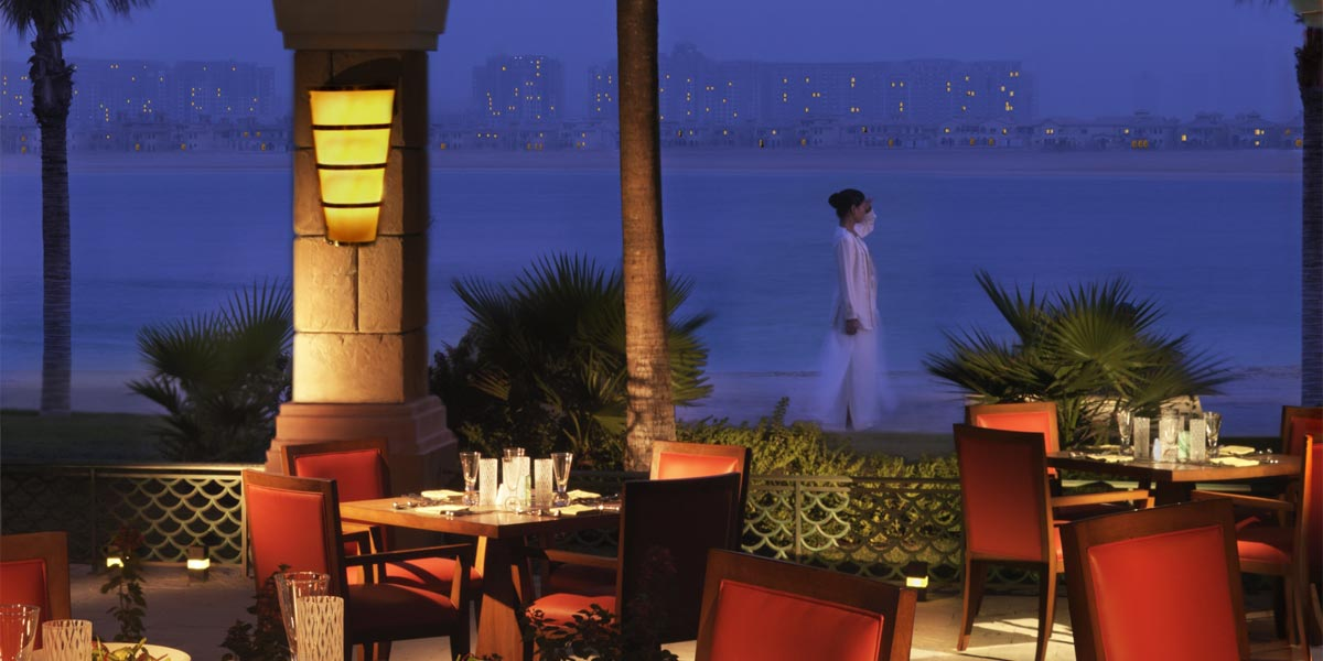 Nasimi, Atlantis Restaurants, Atlantis The Palm, Prestigious Venues, Dubai