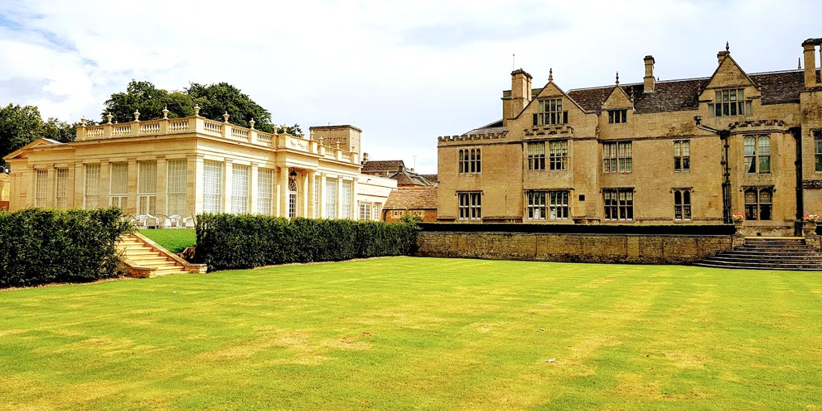 The Orangery, Rushton Hall Hotel And Spa, Prestigious Venues