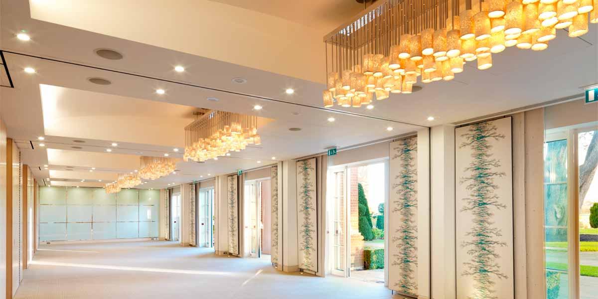 Reception Event in the Ivory Suite, The Grove, Prestigious Venues