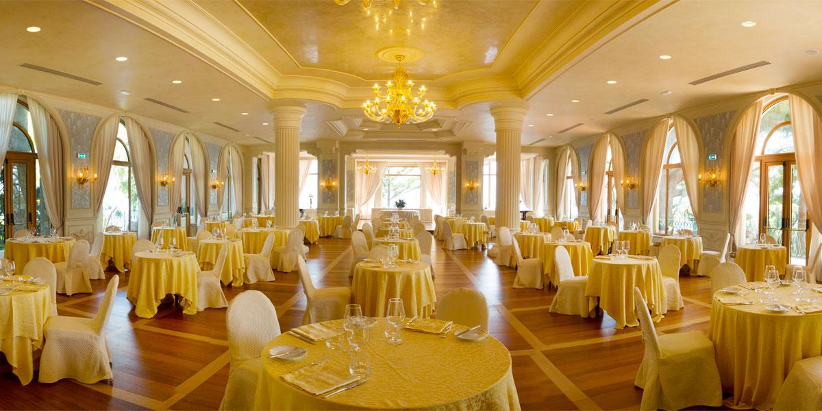 Ristorante Bella Vista, Hotel Villa Diodoro, Prestigious Venues