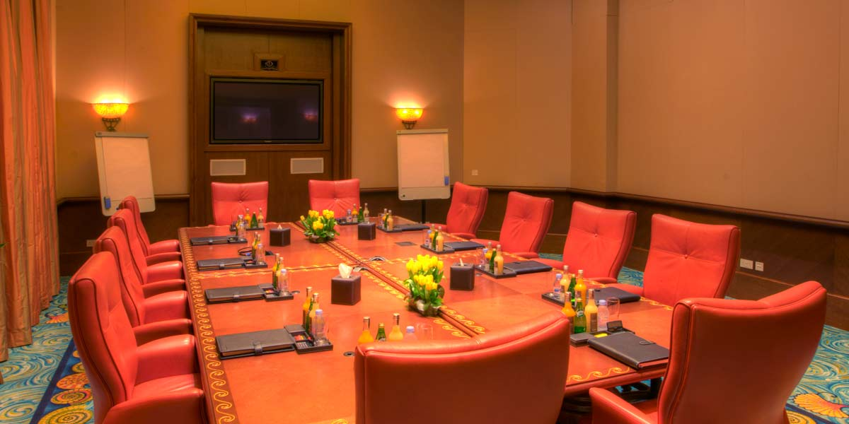 Atlas Training Room, Atlantis The Palm, Prestigious Venues