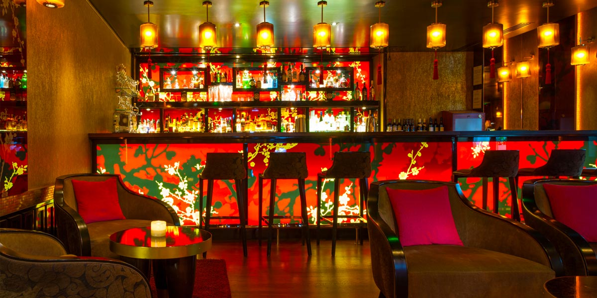 Bar For Events in Paris, Buddha Bar Hotel Paris, Prestigious Venues