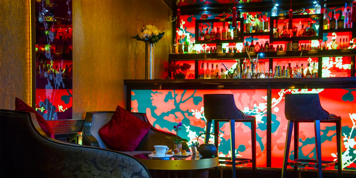 Chic Bar Venue in Paris, Buddha Bar Hotel Paris, Prestigious Venues