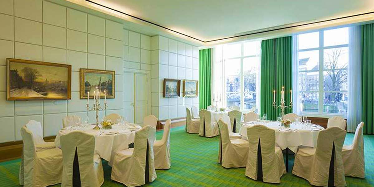 Gala Dinner Venue, De L'Europe, Prestigious Venues