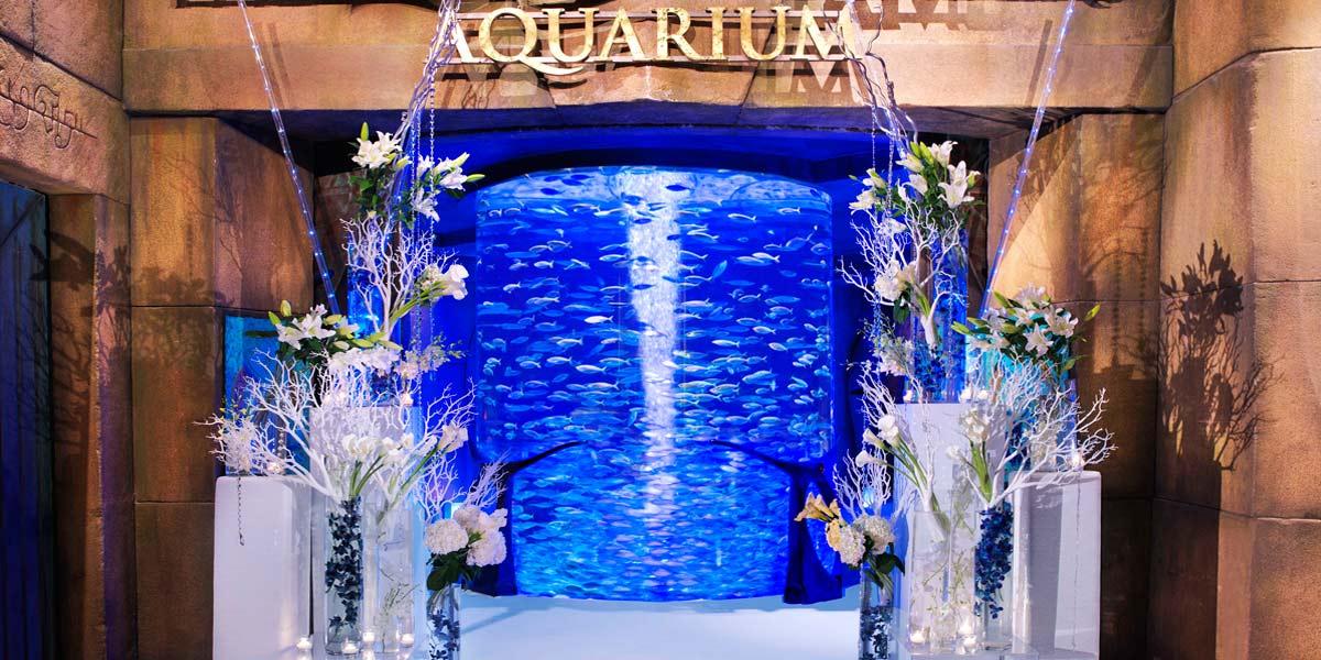 Lost Chambers Event Venue, Atlantis The Palm, Prestigious Venues