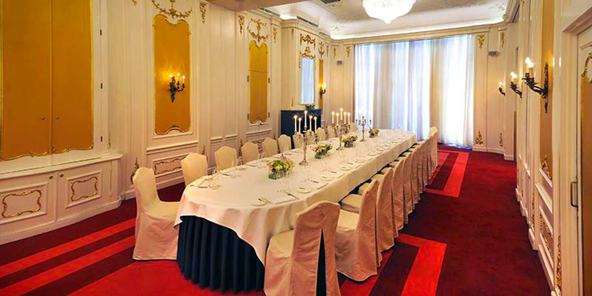 Prinsenkamer Business Venue, De L'Europe, Prestigious Venues