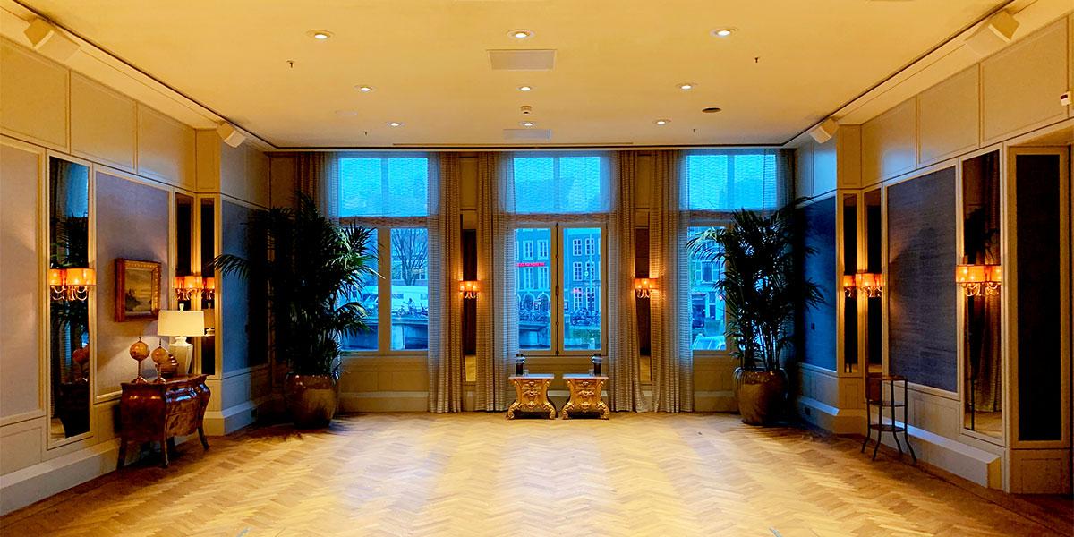 Spiegelkamer, De L'Europe, Prestigious Venues