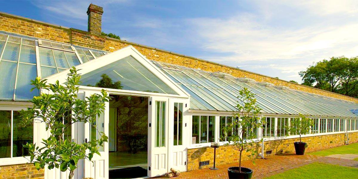 Summer Party Venue, The Walled Garden, The Grove, Prestigious Venues
