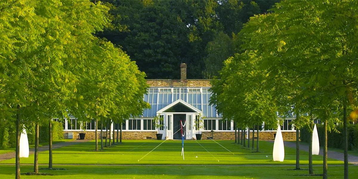Tennis Courts, The Walled Garden, The Grove, Prestigious Venues