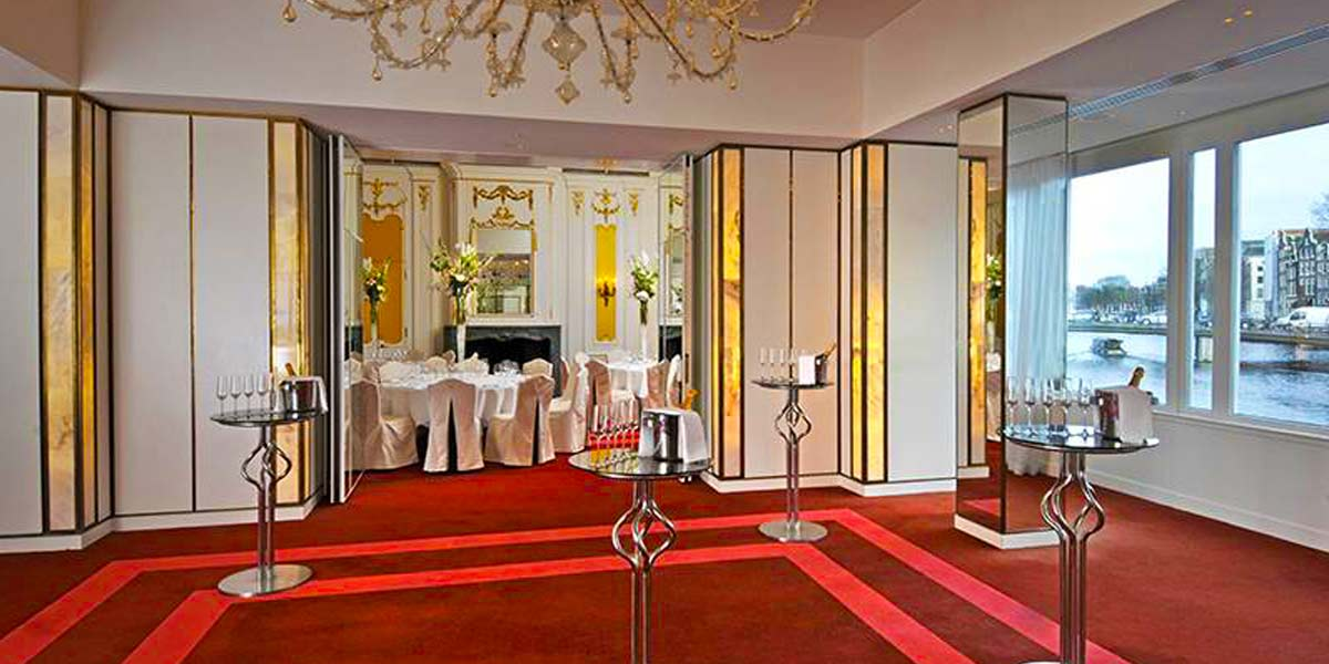 The Amstelkamer Venue, De L'Europe, Prestigious Venues