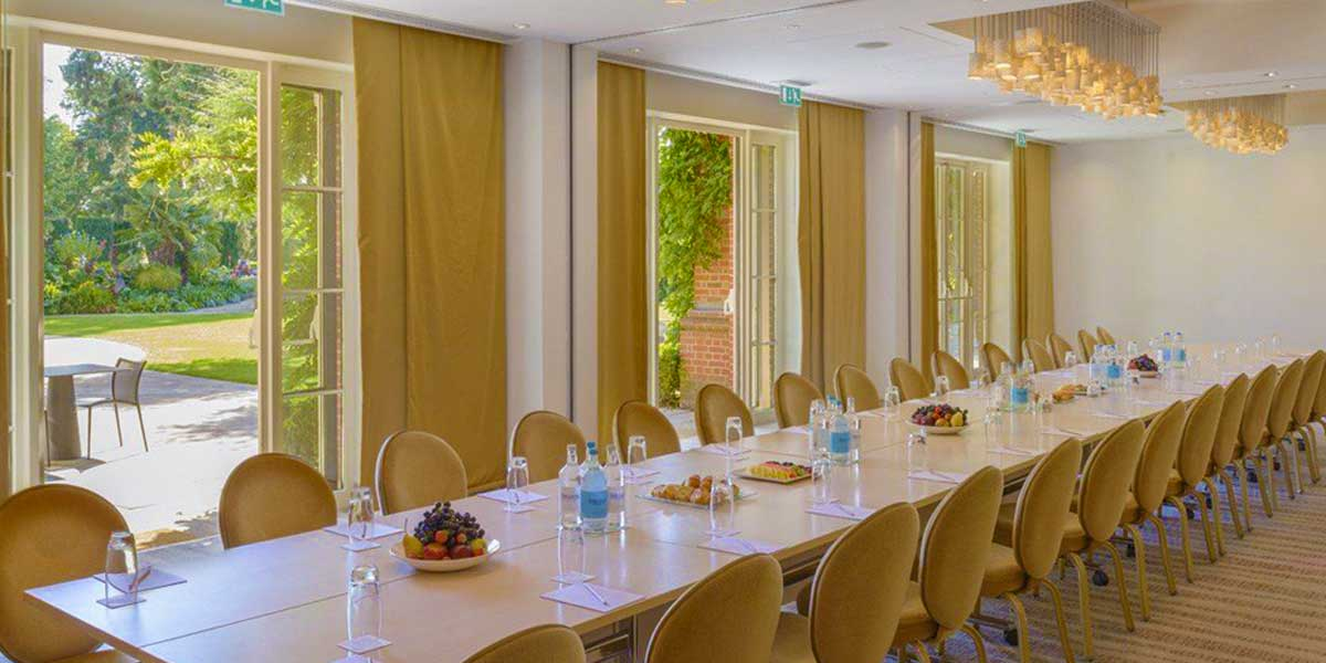 Training Room Venue, The Grove, Prestigious Venues