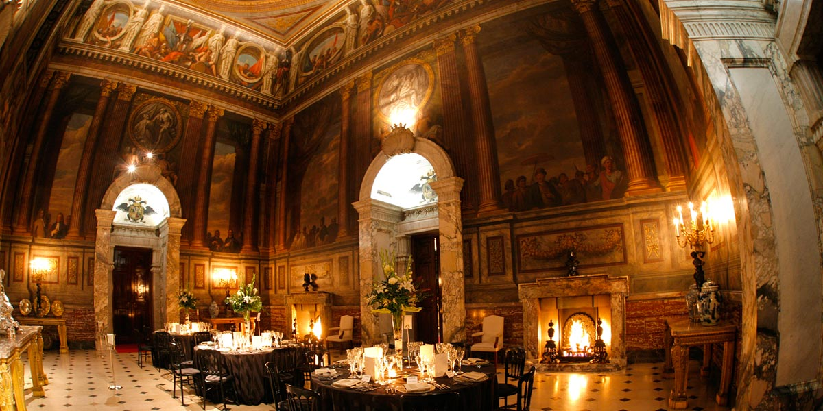 Christmas Party Venue, Blenheim Palace, Prestigious Venues