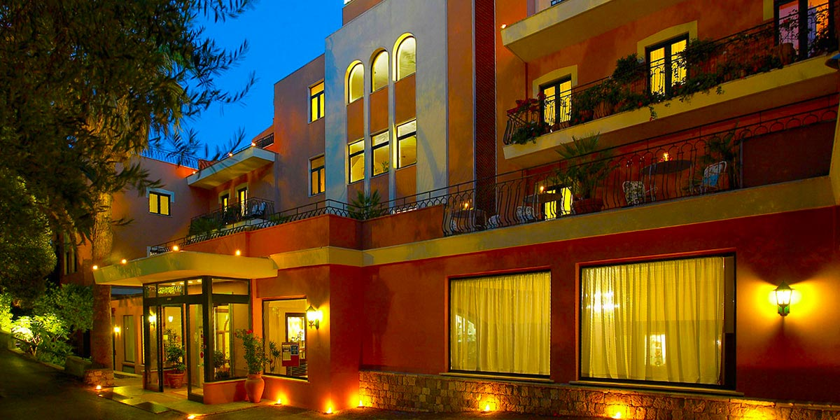 Hotel Villa Diodoro building, Prestigious Venues