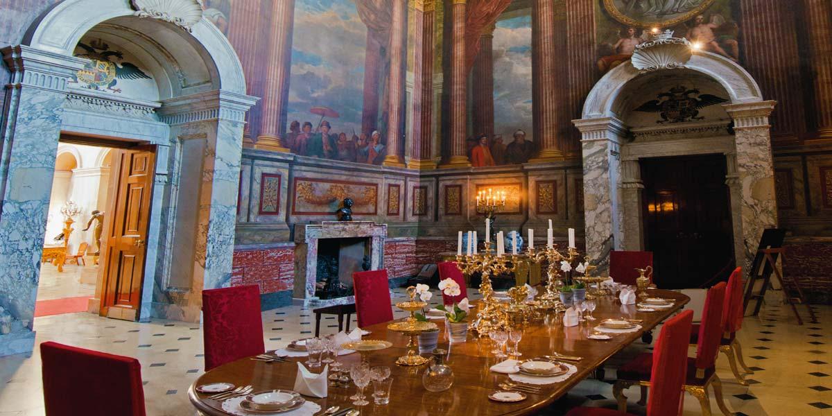 The Saloon Interior, Blenheim Palace, Prestigious Venues