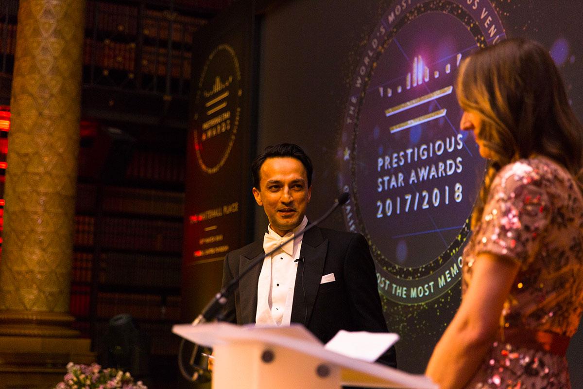 Prestigious Star Awards Grand Ball 2018, 0030