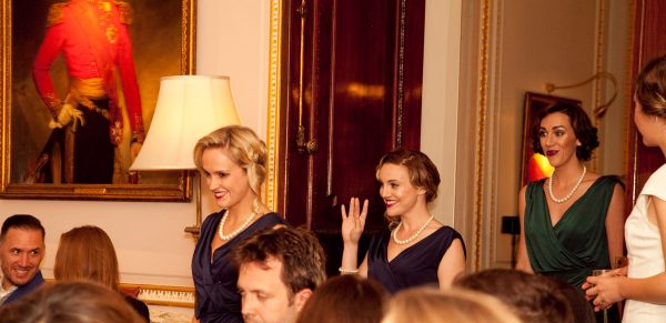 Awards Treats, Elle and The Pocket Belles, Prestigious Star Awards 2015