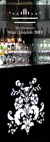 Bar at host venue