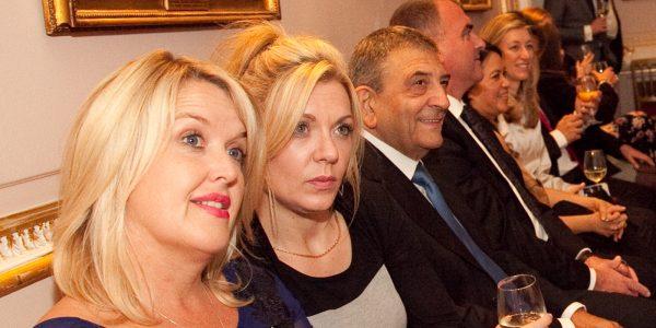 Clare Crowhurst, KPMG, Leighaine Ashworth, Omnicom, Andreas Vasilou, Aphrodite Hills Resort, Prestigious Star Awards 2014