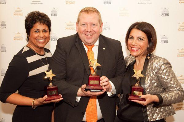 Jean Joseph, Atlantis The Palm Dubai, Kees Hogetoorn, Sofitel Legend The Grand Amsterdam, Romina Lupatelli, Gran Melia Rome Villa Agrippina, Prestigious Star Awards 2015