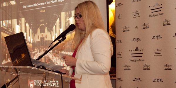Lorraine Butler, Middle Temple Hall, The Creative Platform, Event Presentation, Prestigious Star Awards 2014