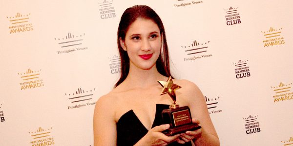 Noemi Csige, Antara Palace, Winner, Prestigious Star Awards 2014