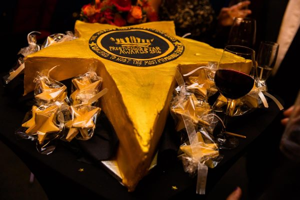Vanilla Orchid Bakery, Prestigious Star Awards 2016 In Pictures, Photos 16th Sep 2016 476