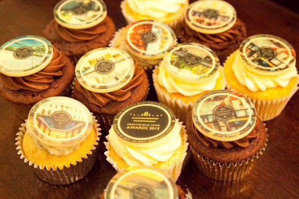 Winner Cupcakes, Vanilla Orchid Bakery, Prestigious Star Awards 2015